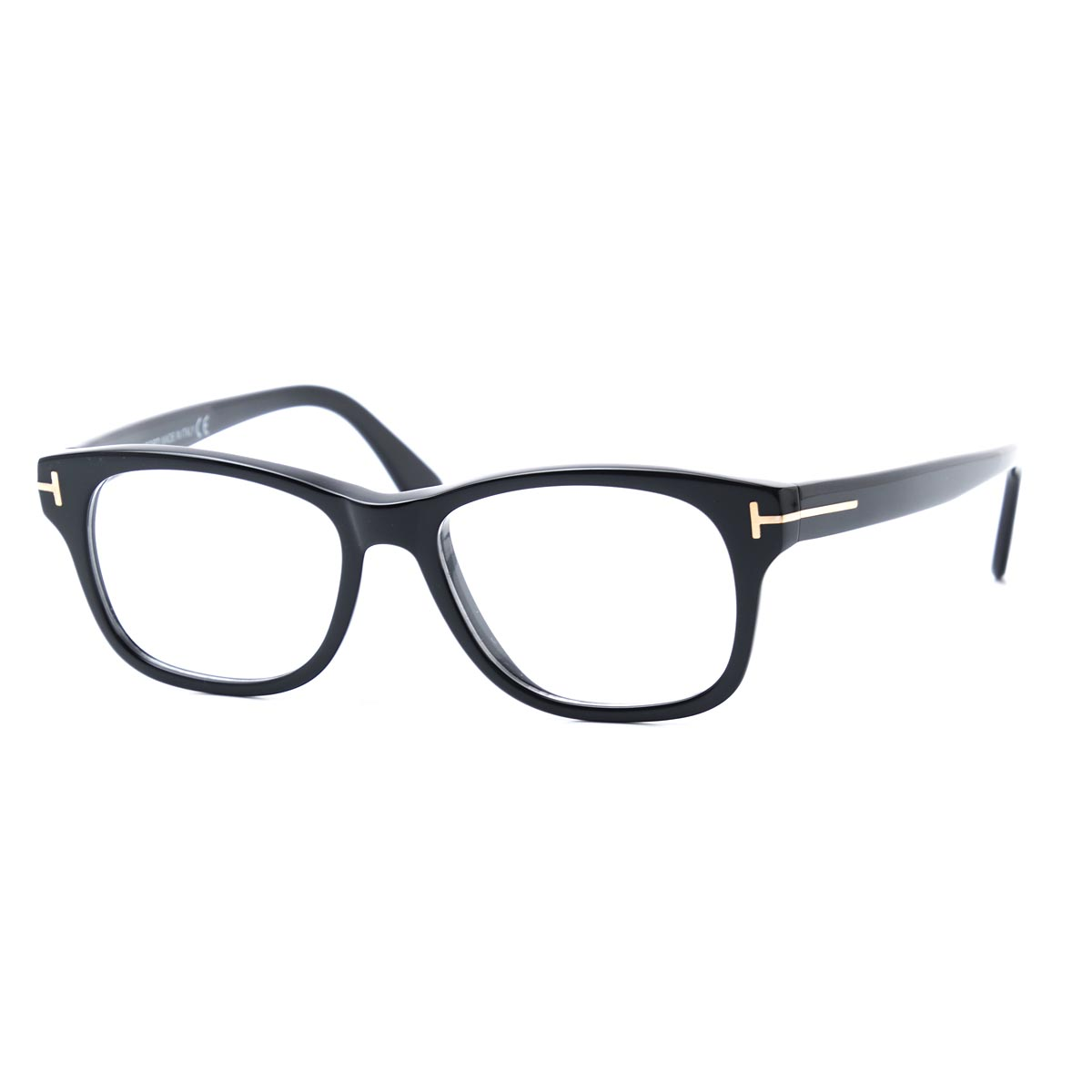 トムフォード TOM FORD 眼鏡 メガネ ブラック メンズ フレーム 伊達メガネ ft5147 001 52 ウェリントン【あす楽対応_関東】【ラッピング無料】【返品送料無料】【180601】