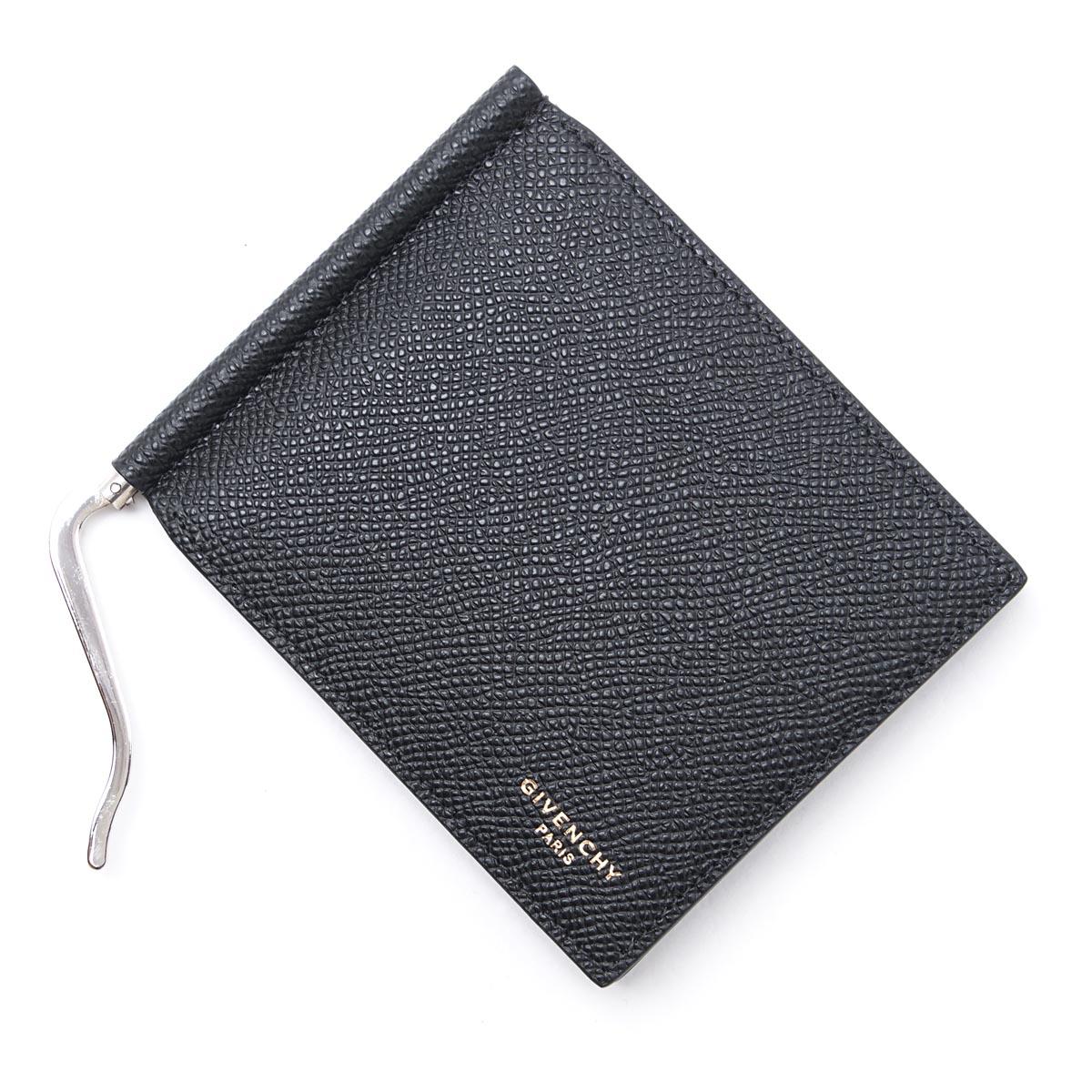 ジバンシー GIVENCHY マネークリップ 財布 ブラック メンズ bk06025121 001【あす楽対応_関東】【返品送料無料】【ラッピング無料】