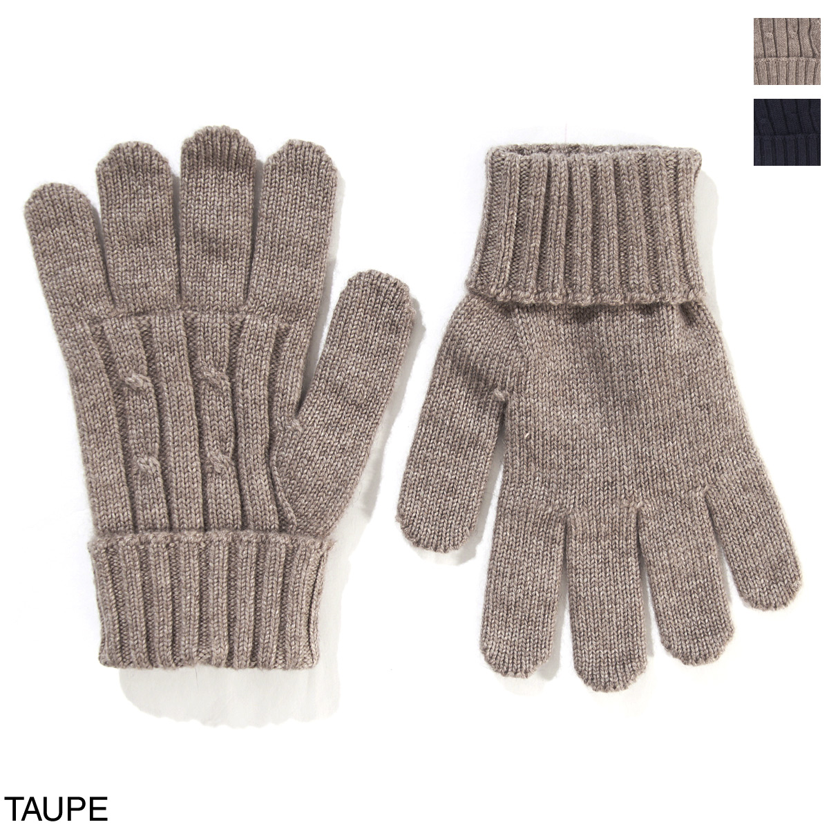 ブルックスブラザーズ Brooks Brothers ニット グローブ 手袋 メンズ ギフト プレゼント 100116253【ラッピング無料】【返品送料無料】【181024】