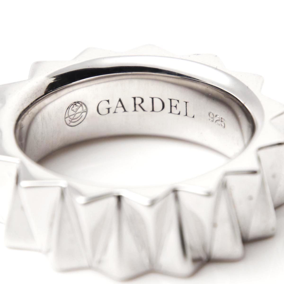 19サイズ ガーデル GARDEL リング 指輪 シルバー メンズ アクセサリー ジュエリー ギフト プレゼント 返品交換不可ラッピング無料190116nvmN8wOy0P