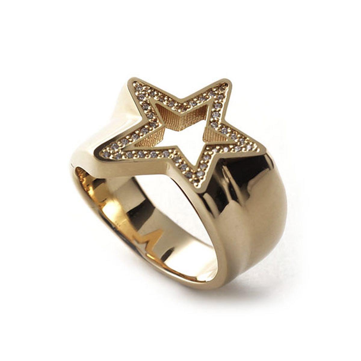 ガーデル GARDEL リング 指輪 メンズ レディース アクセサリー ジュエリー ギフト プレゼント VIVID STAR【返品交換不可】【ラッピング無料】【190116】