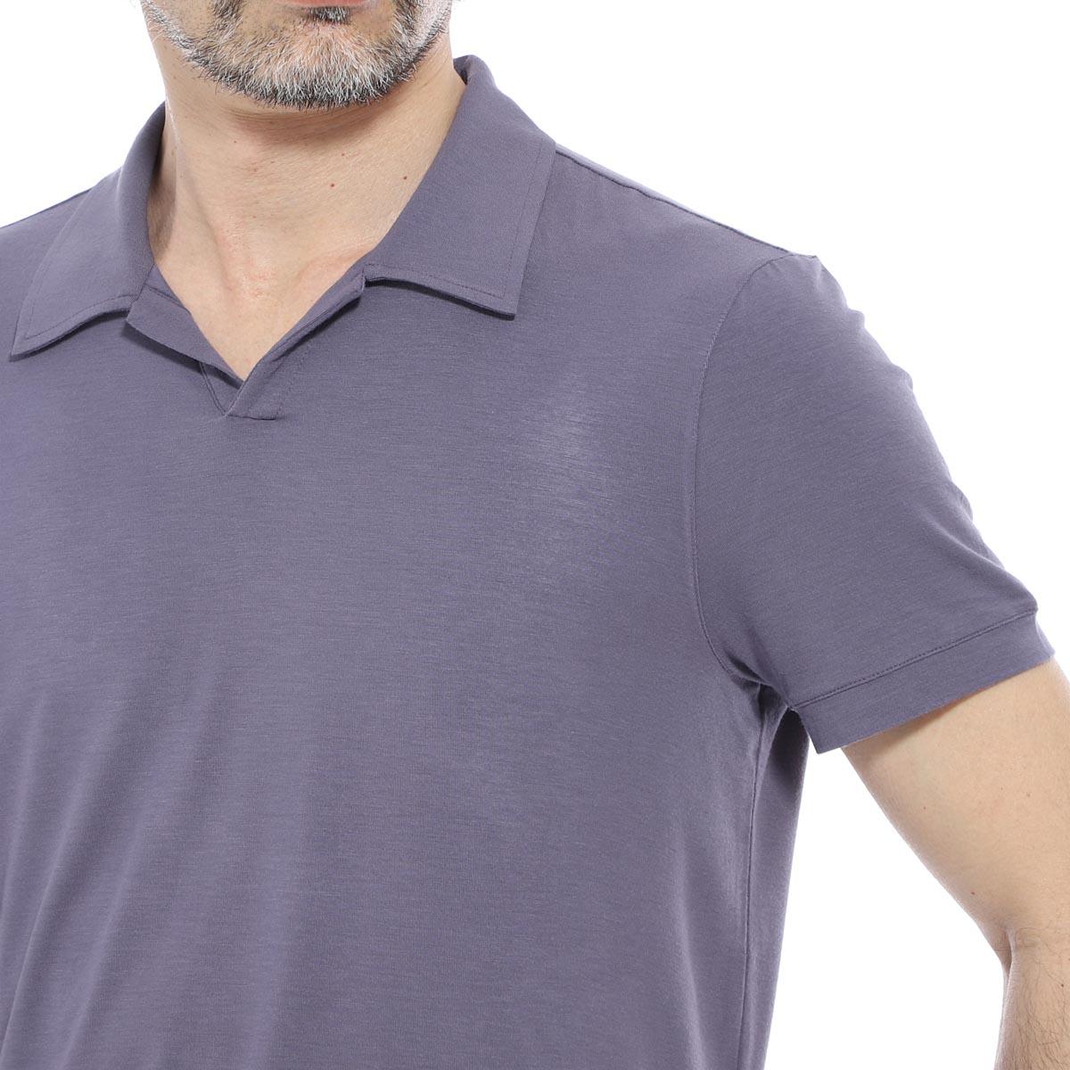 66edfaf434 Giorgio Armani GIORGIO ARMANI skipper polo shirt men casual tops inner  sports golf 3gsf51 sjp4z u99z STRETCH VISCOSE JERSEY