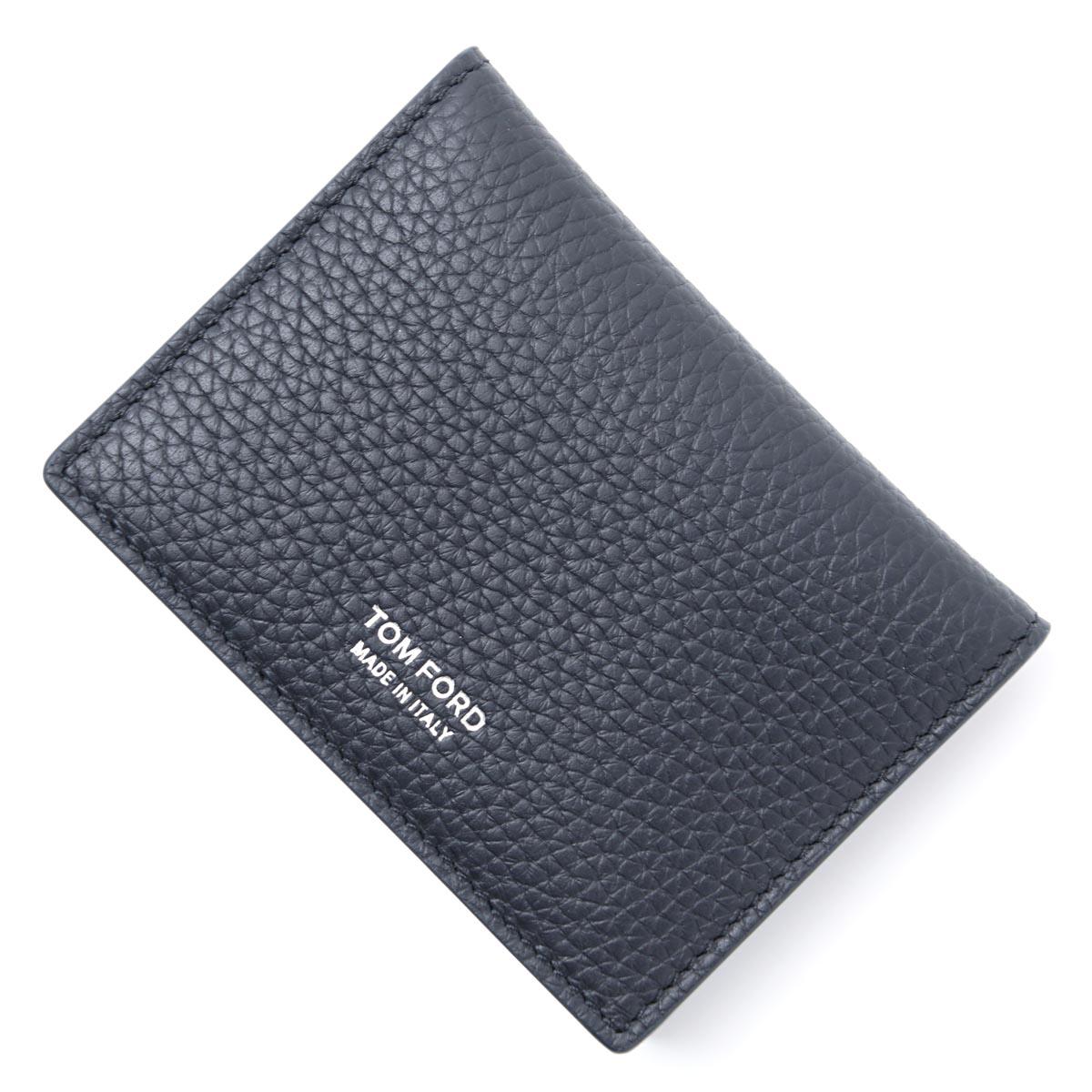 トムフォード TOM FORD カードケース ブルー メンズ カード ギフト プレゼント y0272p cp9 dnv CARD HOLDER【あす楽対応_関東】【返品送料無料】【ラッピング無料】