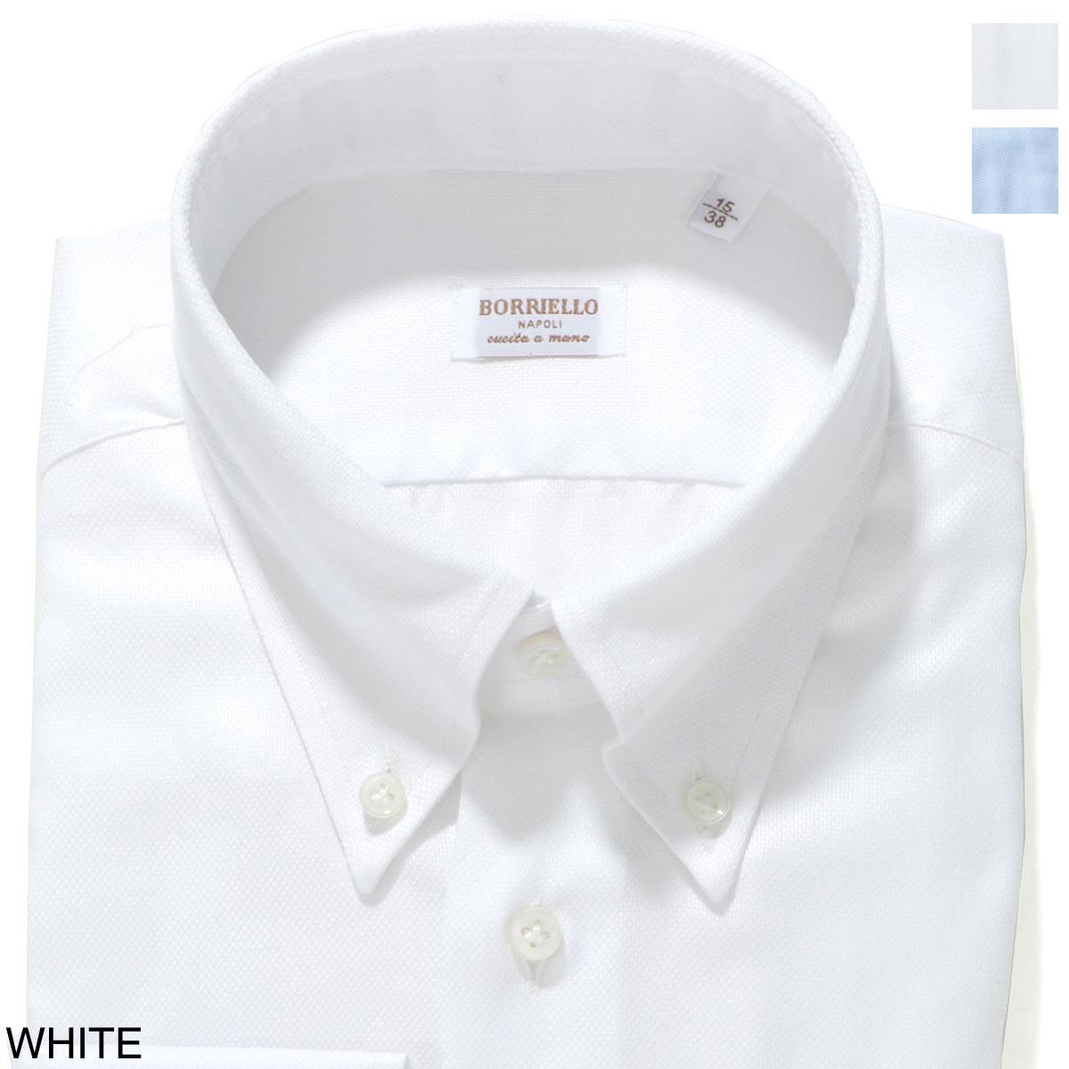 ボリエッロ BORRIELLO ボタンダウン シャツ メンズ ビジネス カジュアル インナー 大きいサイズあり c1 9006 1 C1 9006【あす楽対応_関東】【返品送料無料】【ラッピング無料】