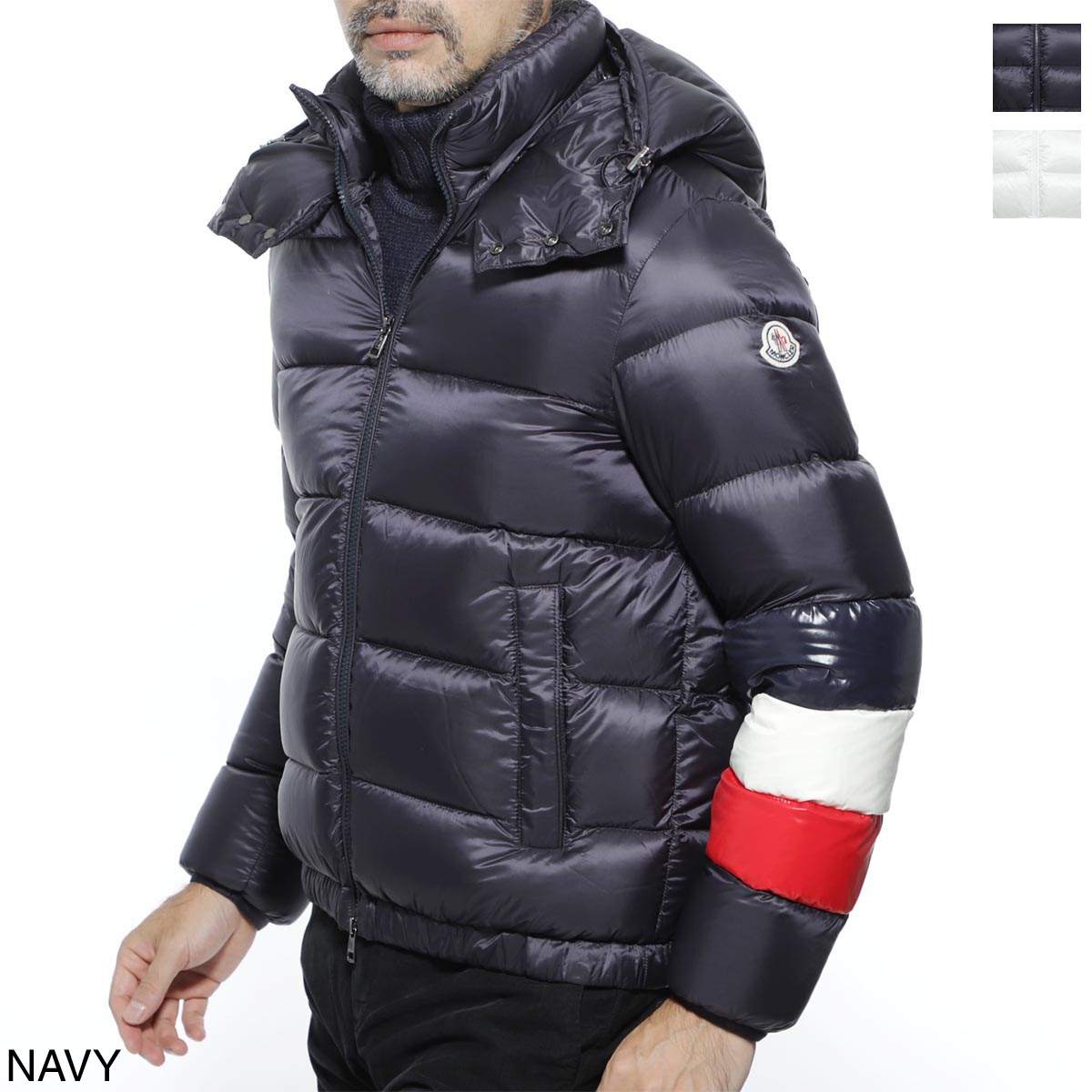 willm 4135585 c0104 742 WILLM GIUBBOTTO which there is the size that down jacket men down outer winter clothing with the Monk rail MONCLER food has a