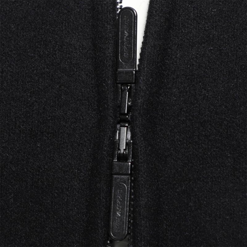 アウトレットラスト1点 エンポリオアルマーニ EMPORIO ARMANI ボンバージャケット ブラック メンズ アウター カジュアル大きいサイズあり 6g1bb7 1n7ez 0999 あす楽対応 関東返品送料無料ラッピング無料kPXuZi