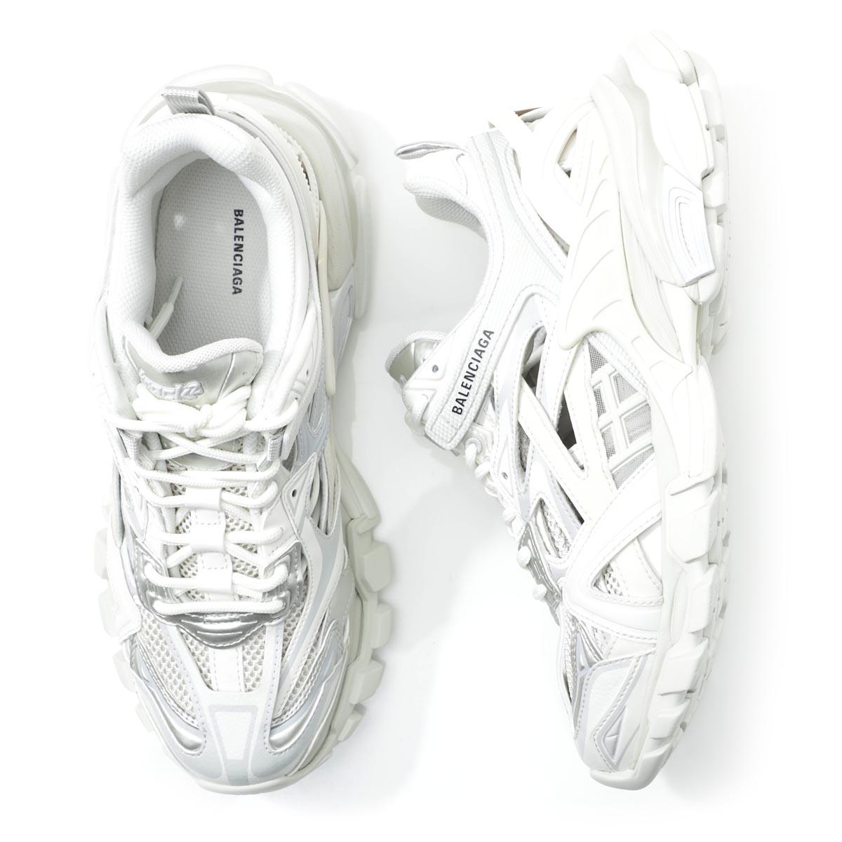 バレンシアガ BALENCIAGA スニーカー ホワイト メンズ シューズ 靴 カジュアル 大きいサイズあり 568614 w2gn1 9000 TRACK TRAINERS 2 トラック トレーナー 2【あす楽対応_関東】【返品送料無料】【ラッピング無料】