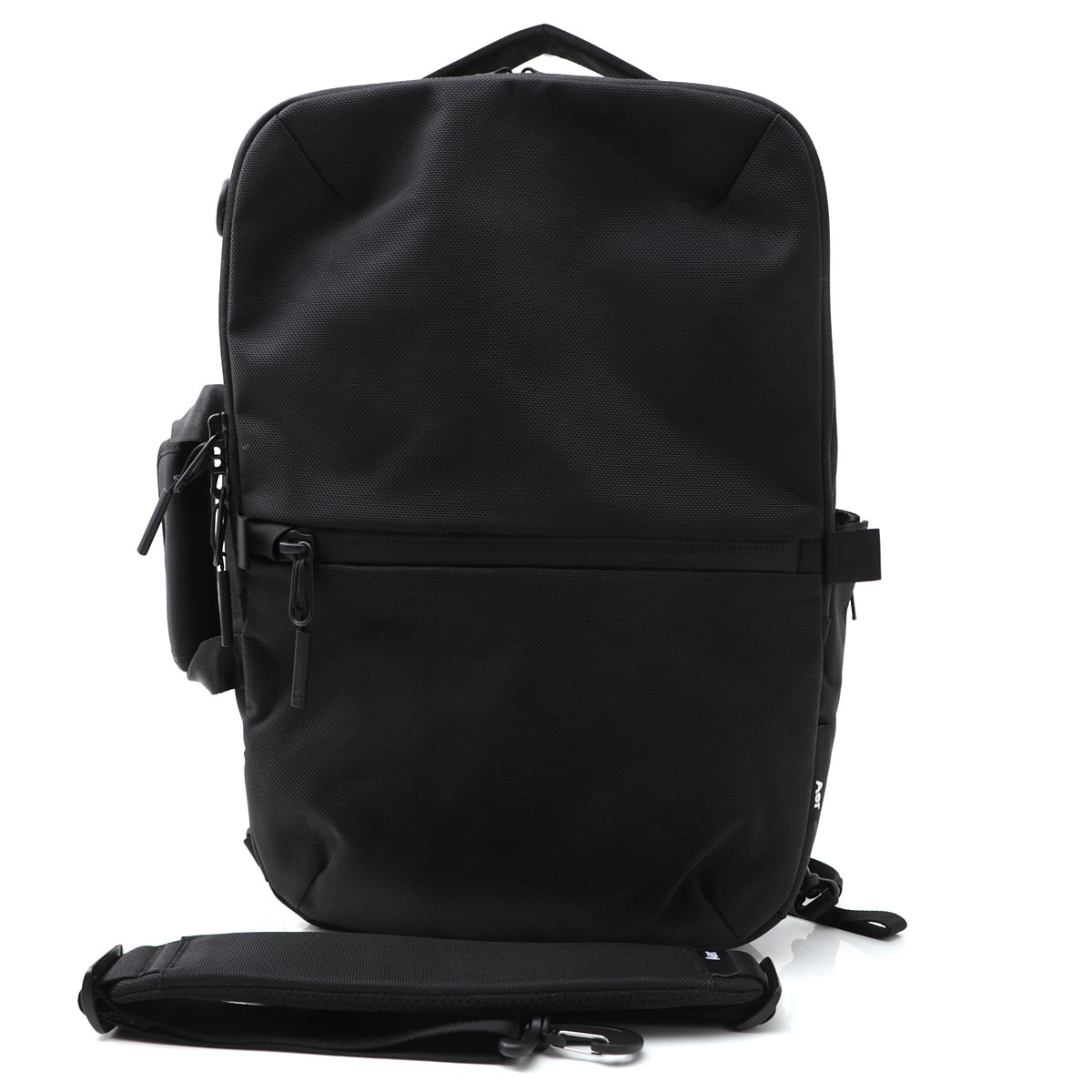 エアー Aer バックパック リュックサック ブラック メンズ カジュアル バッグ aer21010 flightpack2 black FLIGHT PACK 2【あす楽対応_関東】【返品送料無料】【ラッピング無料】