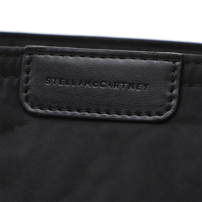 アウトレット ステラマッカートニー STELLA McCARTNEY トートバッグ ブラック レディース ギフト プレゼント 594251 w8580 1000 ECO PADDE あす楽対応 関東返品送料無料ラッピング無料D29IWHE