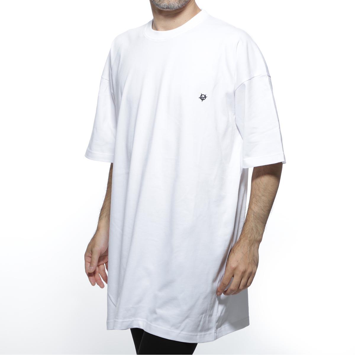 【アウトレット】ヴェトモン VETEMENTS クルーネックTシャツ ホワイト メンズ カジュアル トップス mah20tr021 white Anarchy【あす楽対応_関東】【返品送料無料】【ラッピング無料】