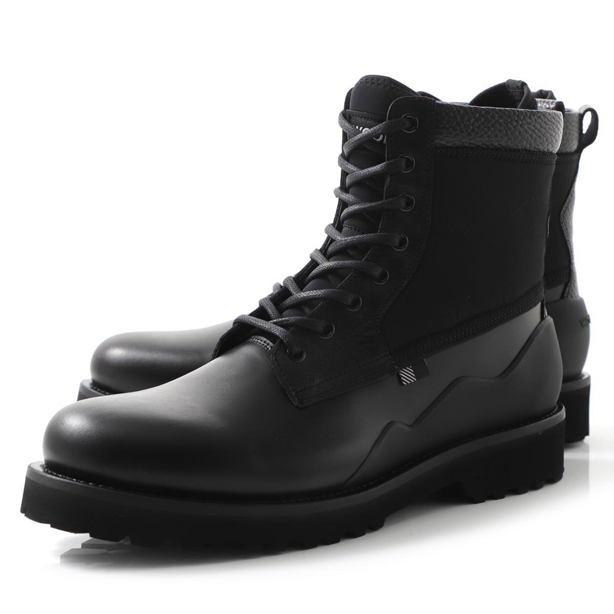 【アウトレット】ウールリッチ WOOLRICH トレッキング ブーツ ブラック メンズ カジュアル 大きいサイズあり wfm192060 wf411 w4210 BOSTON RAMAR【あす楽対応_関東】【返品送料無料】【ラッピング無料】