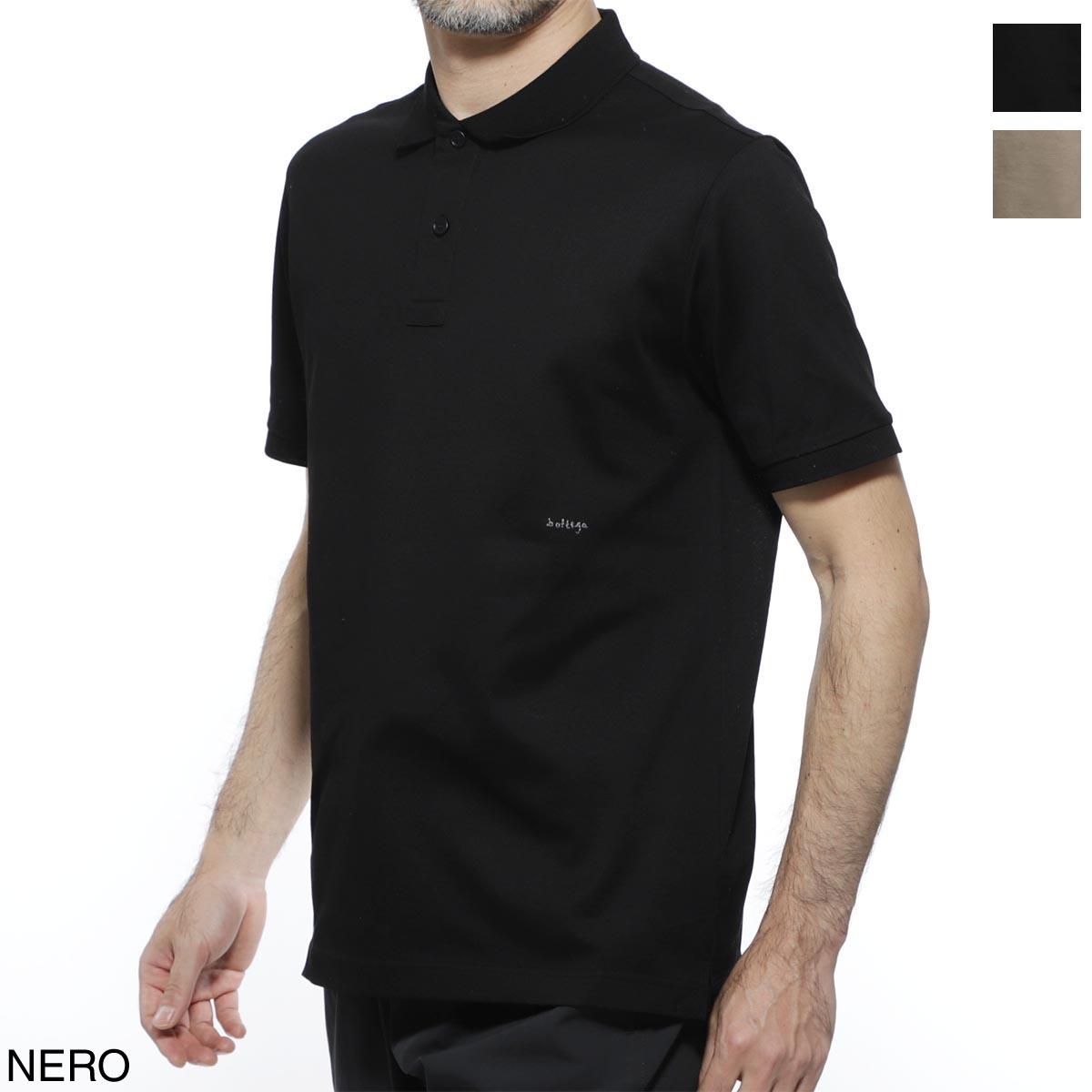 ボッテガヴェネタ BOTTEGA VENETA ポロシャツ メンズ コットン 綿 半袖 大きいサイズあり 599677 vko90 1000【あす楽対応_関東】【返品送料無料】【ラッピング無料】