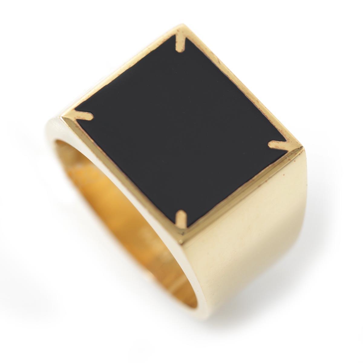 メゾンマルジェラ Maison Margiela リング ゴールド メンズ ギフト プレゼント 指輪 s50uq0069 s12657 963 11 女性と男性のためのアクセサリーコレクション【あす楽対応_関東】【返品送料無料】【ラッピング無料】