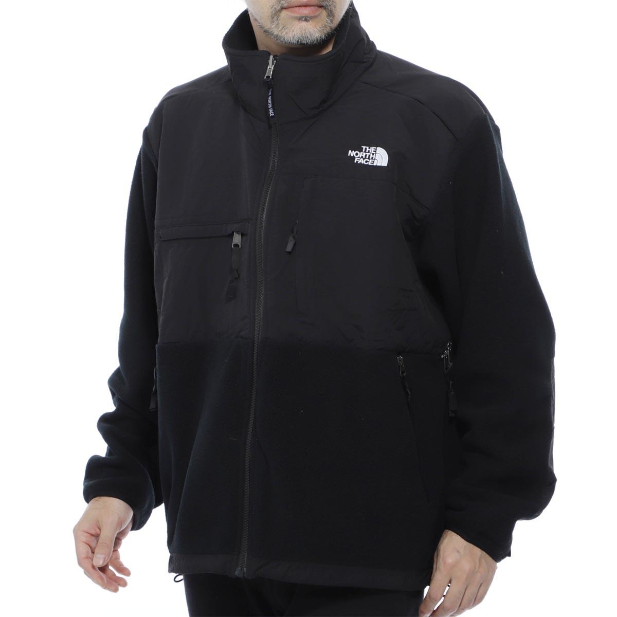 【アウトレット】ノースフェイス THE NORTH FACE ジップジャケット ブラック メンズ nf0a3xcdjk3 DENAL【あす楽対応_関東】【返品送料無料】【ラッピング無料】