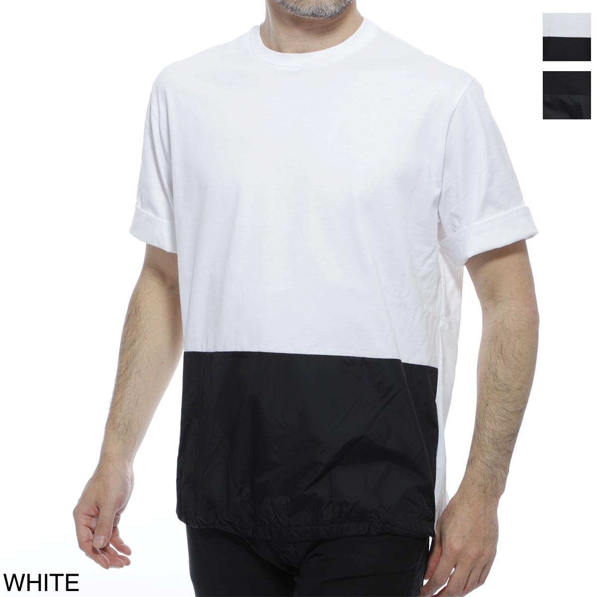 ニールバレット NeIL BarreTT クルーネック 半袖Tシャツ メンズ デザイン Tシャツ ナイロン pbjt672c n543s 526 Fit Men's Easy フィット メンズ イージー【あす楽対応_関東】【返品送料無料】【ラッピング無料】