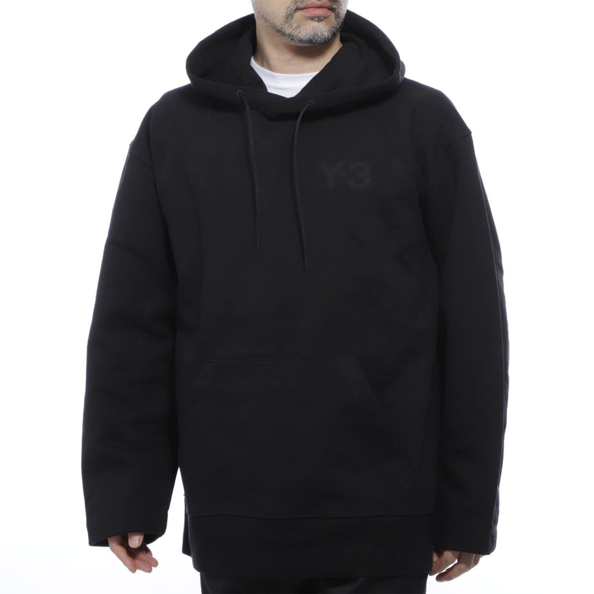 ワイスリー Y-3 パーカ ブラック メンズ フーディ fn3379 black CLASSIC LOGO HOODIE【あす楽対応_関東】【返品送料無料】【ラッピング無料】