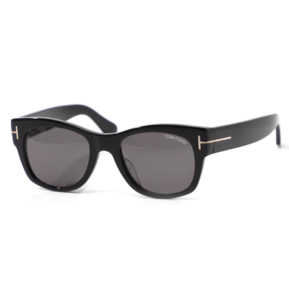 トムフォード TOM FORD サングラス ブラック メンズ メガネ めがね アイウェア ウェリントン ft0058 f 01a FT0058 CARY ウェリントン アジアン フィッティング【あす楽対応_関東】【返品送料無料】【ラッピング無料】