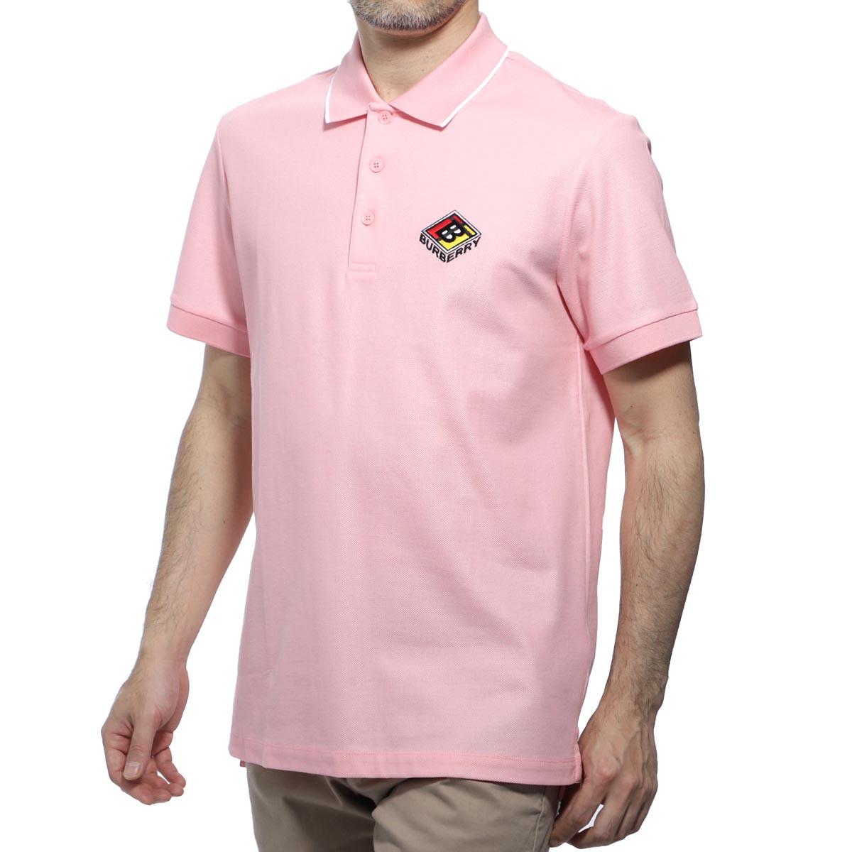 バーバリー BURBERRY ポロシャツ ピンク メンズ ゴルフ 8021836 candypink AIDEN【あす楽対応_関東】【返品送料無料】【ラッピング無料】