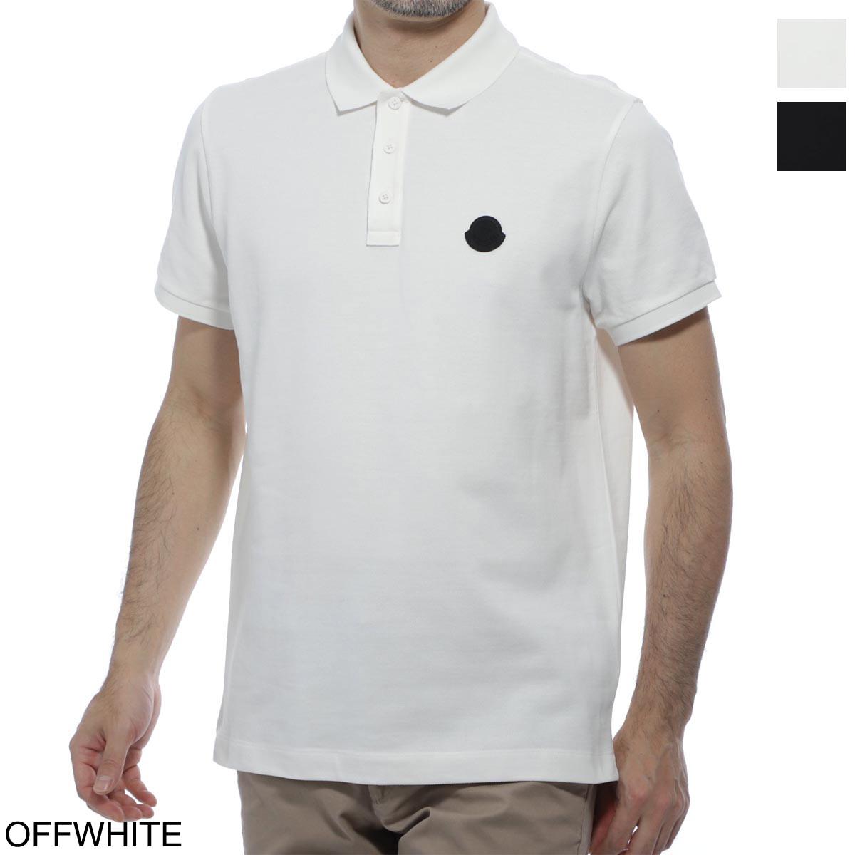 モンクレール MONCLER ポロシャツ メンズ ゴルフ 8a70200 84556 004 MAGLIA POLO MANICA C【あす楽対応_関東】【返品送料無料】【ラッピング無料】