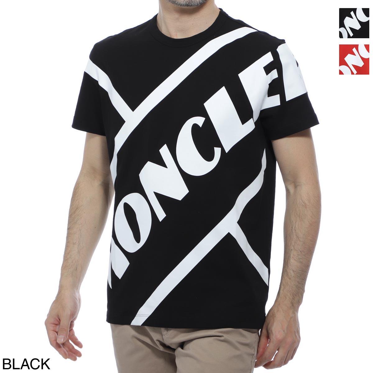 モンクレール MONCLER クルーネックTシャツ メンズ カットソー 8c70610 8390t 999 MAGLIA T-SHIRT【あす楽対応_関東】【返品送料無料】【ラッピング無料】