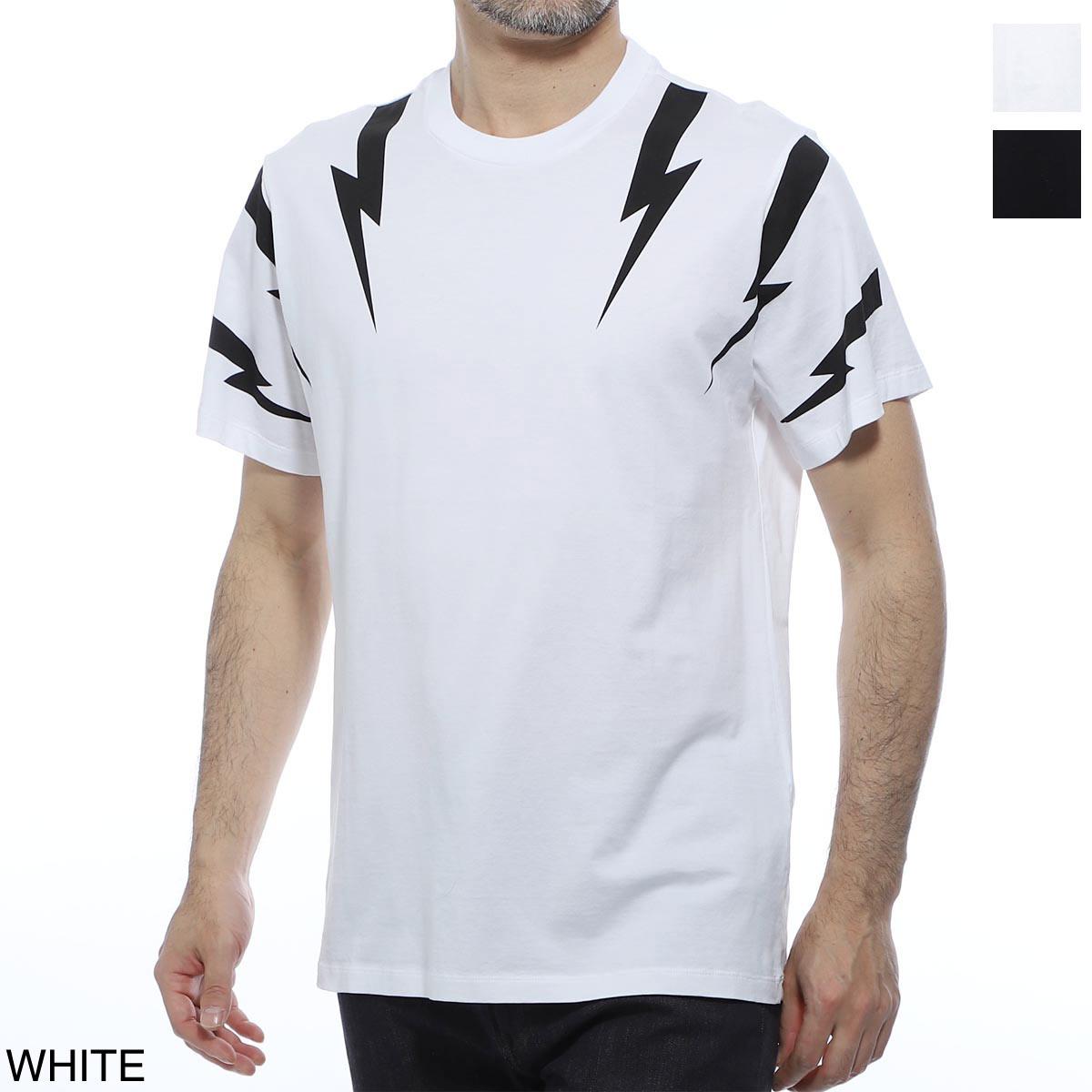 ニールバレット NeIL BarreTT クルーネックTシャツ メンズ pbjt553s m508s 526 FIT SLIM REGULAR【あす楽対応_関東】【返品送料無料】【ラッピング無料】