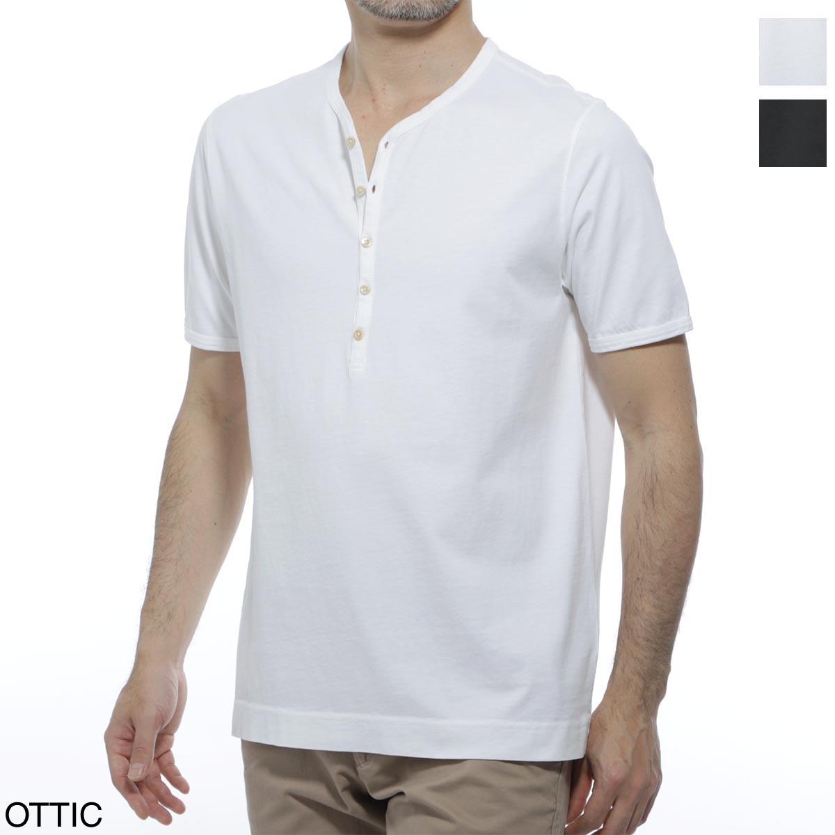 チルコロ CIRCOLO 1901 ヘンリーネックTシャツ メンズ cn2567 ottic【あす楽対応_関東】【返品送料無料】【ラッピング無料】