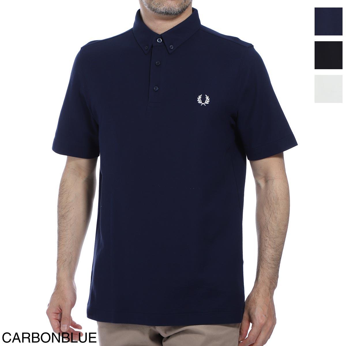 フレッドペリー FRED PERRY ポロシャツ メンズ m8543 266 BUTTON DOWN POLO SHIRT【あす楽対応_関東】【返品送料無料】【ラッピング無料】
