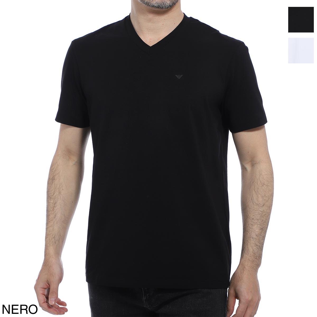エンポリオアルマーニ EMPORIO ARMANI VネックTシャツ メンズ 3h1ts1 1jjrz 0999【あす楽対応_関東】【返品送料無料】【ラッピング無料】