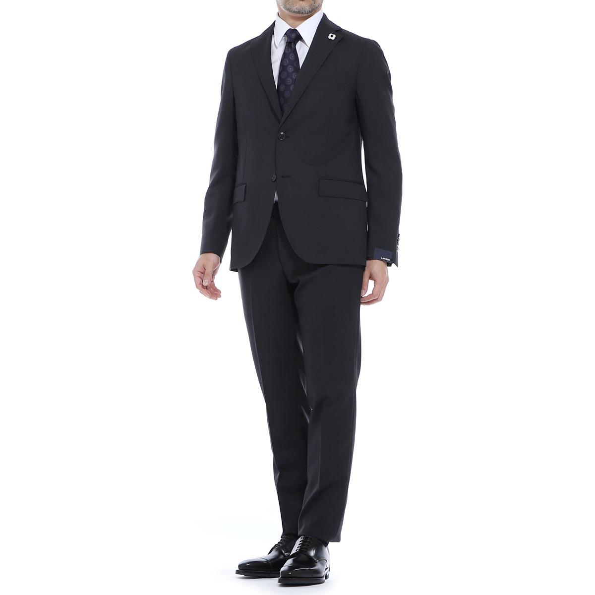 ラルディーニ LARDINI 2つボタンスーツ グレー メンズ ei861av eirp54489 3 SUIT SPECIAL LINE ITALIAN FIT 【あす楽対応_関東】【返品送料無料】