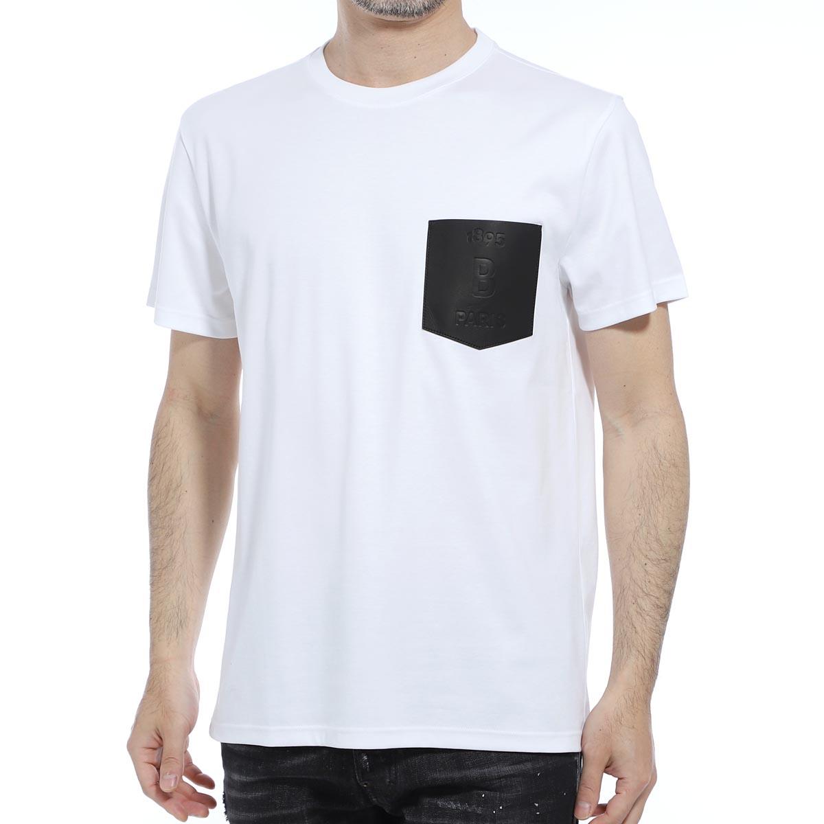 ベルルッティ BERLUTI クルーネックTシャツ ホワイト メンズ r17jrs32 001 000【あす楽対応_関東】【返品送料無料】【ラッピング無料】
