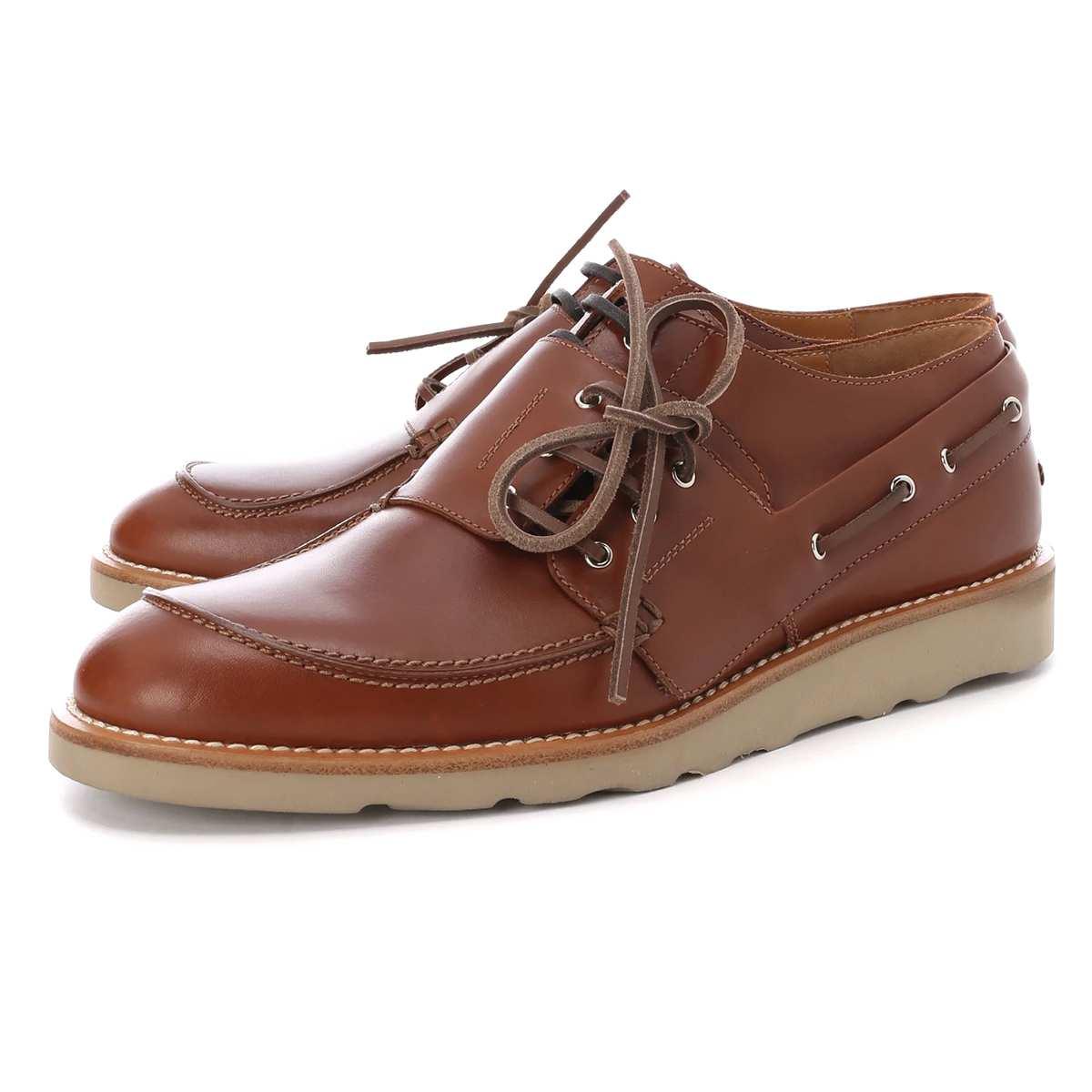 メゾンマルジェラ Maison Margiela レースアップシューズ 革靴 ブラウン メンズ レザーシューズ 大きいサイズあり s37wq0267 p3292 h4200 Stringate Spliced in pelle【あす楽対応_関東】【返品送料無料】【ラッピング無料】