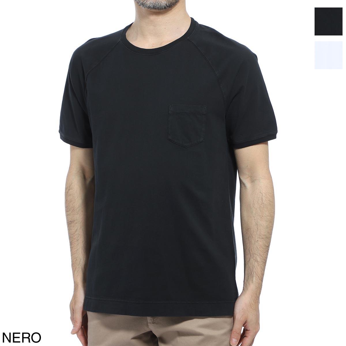 チルコロ CIRCOLO 1901 クルーネックTシャツ メンズ cn2566 011z MAGLIA RAGLAN JERSEY【あす楽対応_関東】【返品送料無料】【ラッピング無料】