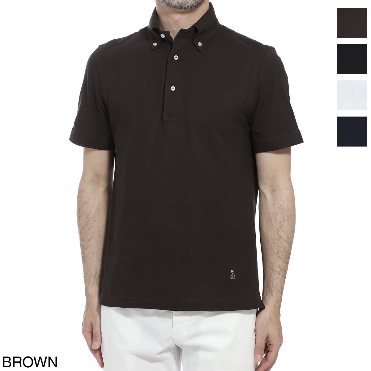 ギローバー GUY ROVER ボタンダウン ポロシャツ メンズ 2850pc224 501500 12【あす楽対応_関東】【返品送料無料】【ラッピング無料】