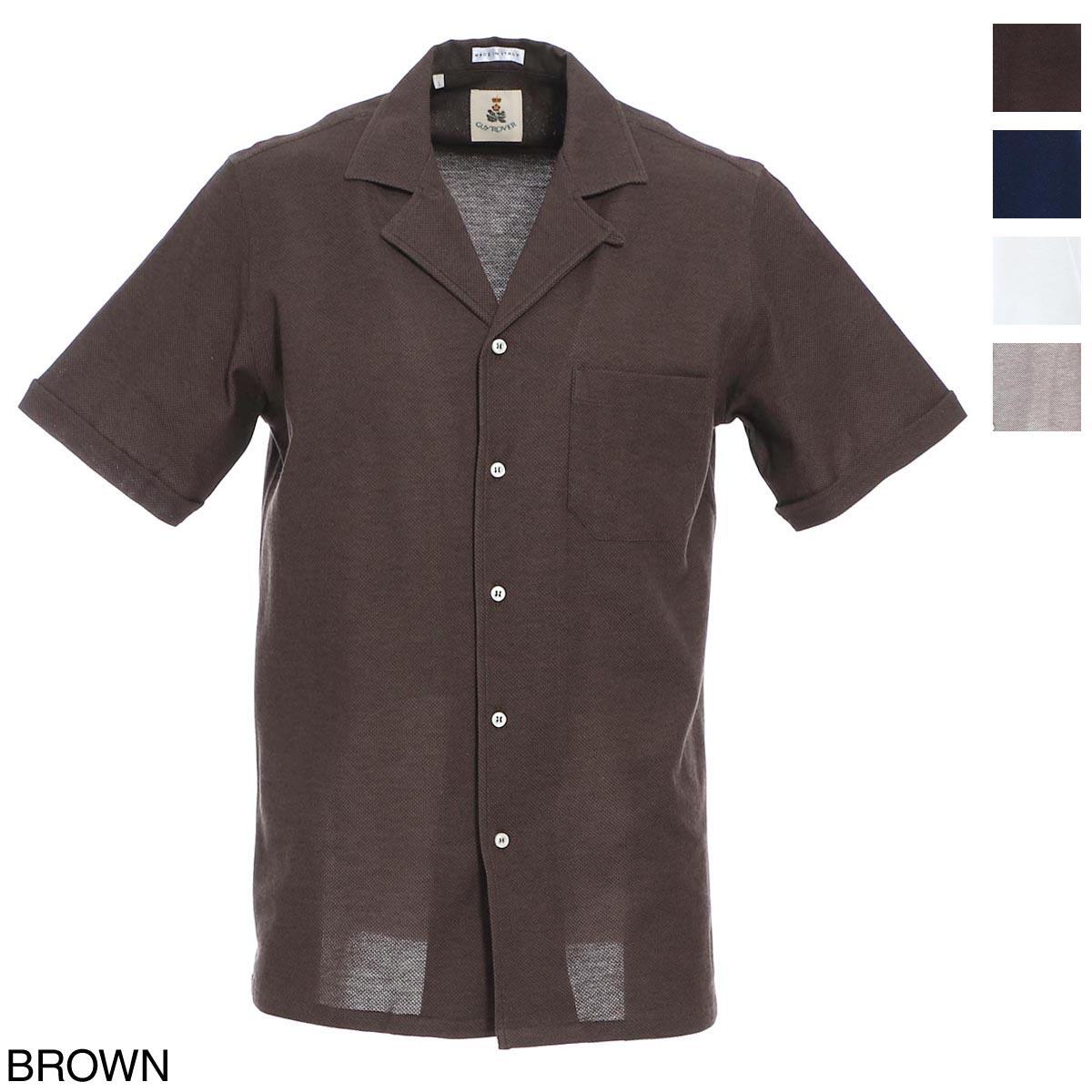 ギローバー GUY ROVER 半袖オープンカラーシャツ メンズ 2850pc359 501505 15【あす楽対応_関東】【返品送料無料】【ラッピング無料】