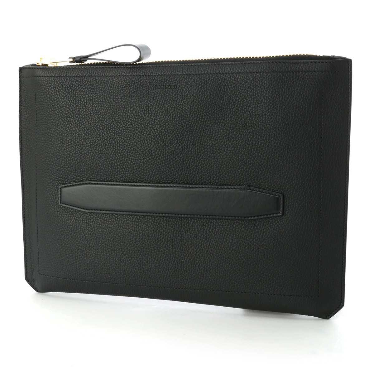 トムフォード TOM FORD クラッチバッグ ブラック メンズ h0271t lcl037 u9000【あす楽対応_関東】【返品送料無料】【ラッピング無料】