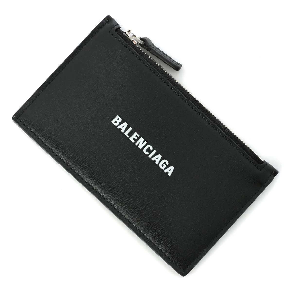 バレンシアガ BALENCIAGA コインケース ブラック メンズ 594311 1i313 1090【あす楽対応_関東】【返品送料無料】【ラッピング無料】