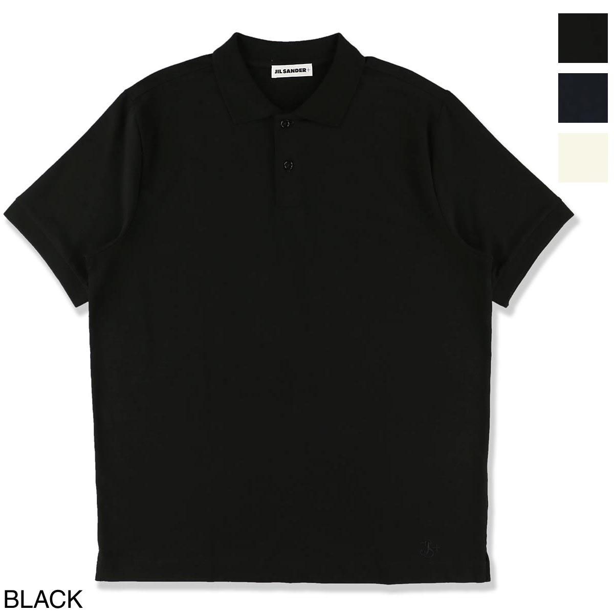 ジル・サンダー JIL SANDER ポロシャツ メンズ jpuq706518 mq257308 001【あす楽対応_関東】【返品送料無料】【ラッピング無料】