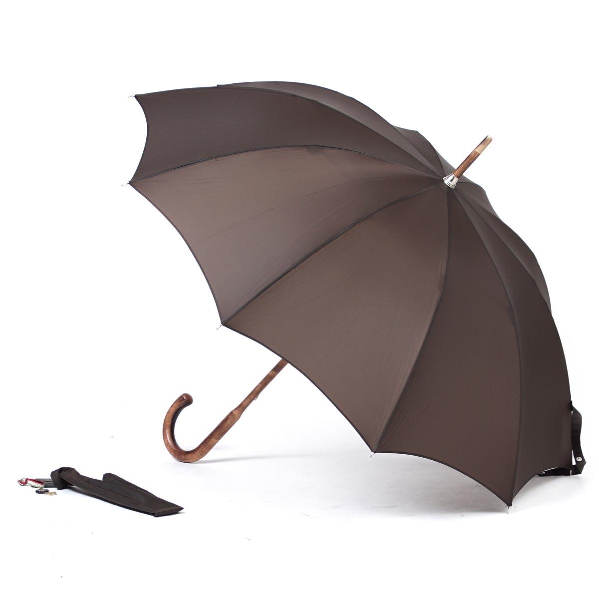 orobianko Orobianco傘(60cm)PATT V01棕色派patt v01人
