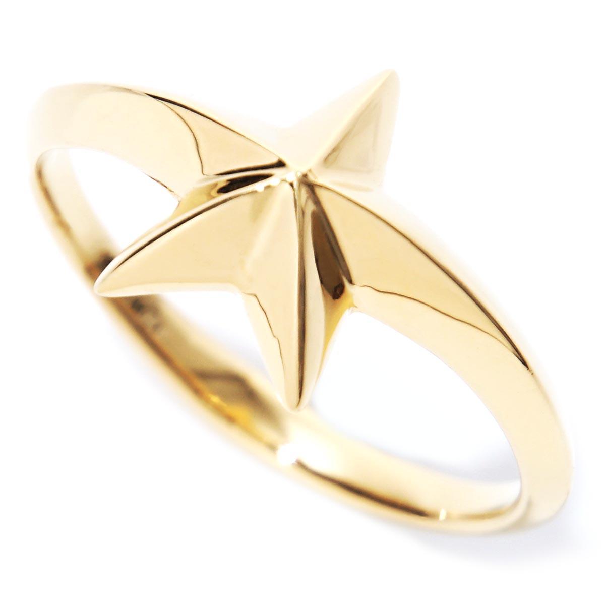 ガーデル GARDEL リング 指輪 ゴールド メンズ レディース gdr073 k18yg st BAMBINA【あす楽対応_関東】【返品交換不可】【ラッピング無料】