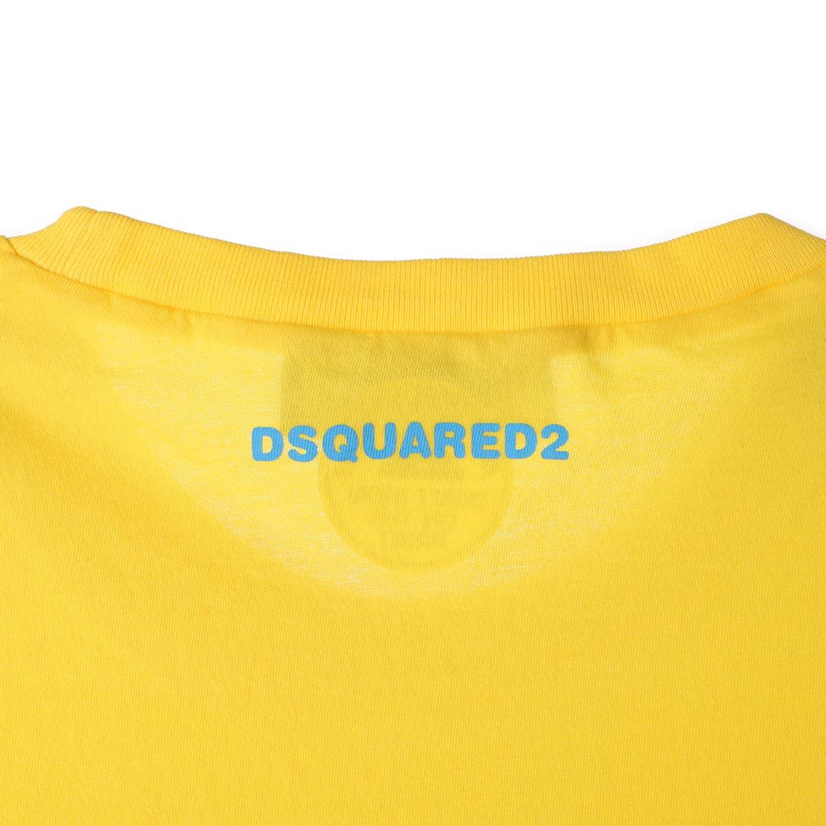 ディースクエアード DSQUARED2 クルーネック Tシャツ メンズ s74gd0838 s21600 186 あす楽対応_関東 返品送料無料 ラッピング無料 2021SS