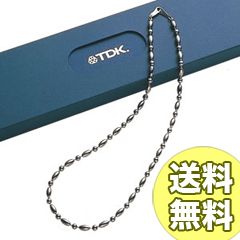 TDK export magnetic necklace 57 cm ◆-age cod number toll free