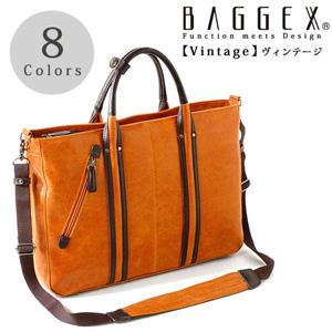 【バジェックス ヴィンテージ メンズ ビジネストートバッグ】 ◆送料無料◆ ビジネスバッグ 男性用 メンズ バジェックス ビンテージ
