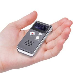 デジタルボイスレコーダー ◆送料無料・保証付◆ 【簡単デジタル録音機】 デジタルICレコーダー 小型録音機 ミニレコーダー 小型ICレコーダー 小型ボイスレコーダー