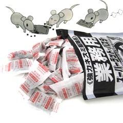 【即納】\ページ限定・マジッククロス付/ ねずみ退治【業務用 強力ねずみ駆除剤】ネズミ忌避剤の通販:マッキー