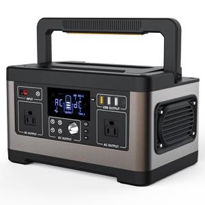 Z-500 alpha コンパクト蓄電池 500W ◆送料無料·代引料無料◆[ポータブル電源 ポータブル蓄電池 ポータブルバッテリー 家庭用 防災グッズ バッテリーチャージャー]