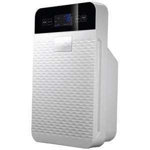空気清浄機 空気清浄器 マイナスイオン 静音設計 20畳 タイマー マイナスイオン空気清浄機 ピュアトーン HT-BJ002 送料無料 タッチパネル PURETONE 返品交換不可 新商品