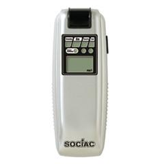 \ページ限定・マジッククロス付/ アルコール検知器 ソシアック SC-103 bt0238 【送料無料・保証付・日本製】 の通販