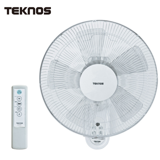 large wall mount fan with remote control technos kiw478r