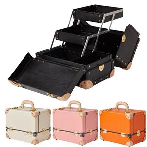 メイクボックス 大容量 【送料無料】【TIMEVOYAGER タイムボイジャー Collection Bag Lサイズ】[オシャレでかわいい丈夫な仕事道具収納バッグ 鞄 カバン]