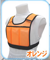 Portable air conditioner best carnapure CPD2-OR [cool vest] ★-teen pull fee free ★